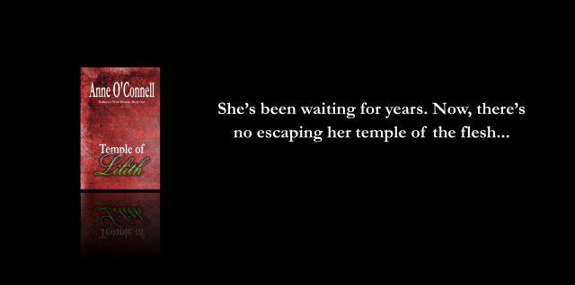 Temple of Lilith  #paranormalromance #erotica