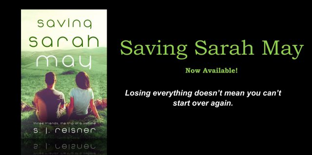 New Release! Saving Sarah May