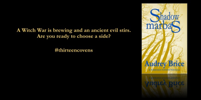 New Release: Shadow Marbas  #thirteencovens