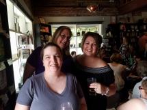 Gwen, Bernadette, Steph