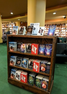 Tattered Cover Book Display 2017
