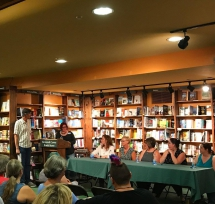 Tattered Cover Panel Aug 2017