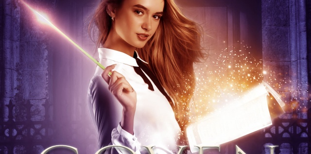 Thirteen Covens Academy: Coven Born #RH #Academy #Romance #Witches