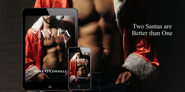Santa Sandwich #erotic #christmas #kindleunlimited